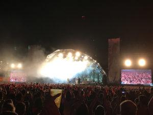 """Das Musikfestival """"O Sol da Caparica bei Lissabon"""""""